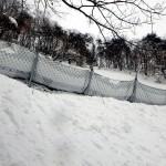スノーロックフェンス